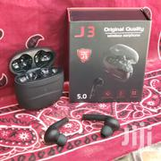 J 3 Wireless Bluetooth Earphones | Headphones for sale in Greater Accra, East Legon (Okponglo)