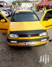 Volkswagen Golf 2000 1.6 Yellow | Cars for sale in Eastern Region, Kwahu North