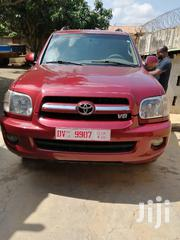 Toyota Sequoia 2004 Red | Cars for sale in Greater Accra, Ga East Municipal