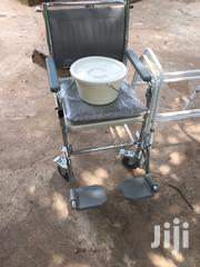 Wheel Chair & Toilet For The Old Aged Or Disabled From U.K For Sale | Tools & Accessories for sale in Greater Accra, North Kaneshie