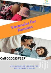 Vacancy For Nannies | Childcare & Babysitting Jobs for sale in Greater Accra, East Legon