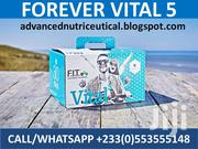 Benefits of Forever Vital 5 | Vitamins & Supplements for sale in Greater Accra, Airport Residential Area
