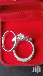 Sterling Silver Ring Set For Wedding | Jewelry for sale in Greater Accra, Tema Metropolitan