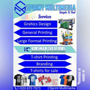 Graphics Design And Multimedia Services   Automotive Services for sale in Greater Accra, Teshie-Nungua Estates