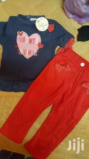 Trouser And Top | Children's Clothing for sale in Greater Accra, Nungua East