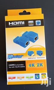 HDMI To Lan Extender Cat5 Or Cat6e Lan | Computer Accessories  for sale in Greater Accra, Darkuman