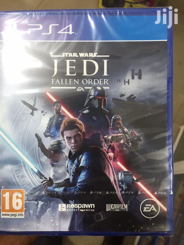 Archive: Star Wars Jedi For PS4