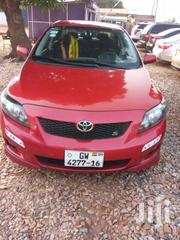 Toyota Corolla 2012 Red | Cars for sale in Brong Ahafo, Kintampo North Municipal