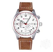 CURREN Brown Leather Watch | Watches for sale in Greater Accra, Dansoman