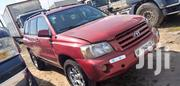 Toyota Highlander 2006 Red | Cars for sale in Greater Accra, Ga South Municipal