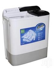 Syinix 7 Kg Washing Machine Twin Tub Semi Automatic New | Home Appliances for sale in Greater Accra, Accra Metropolitan