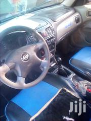 Nissan Almera 2002 Tino Blue | Cars for sale in Greater Accra, Abossey Okai