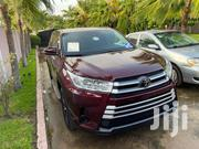 Toyota Highlander 2019 LE Red | Cars for sale in Greater Accra, Odorkor