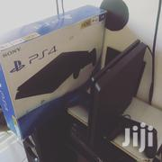 PS4 Slim Console Jet Black 1TB With 2 Game Pads | Video Game Consoles for sale in Ashanti, Kumasi Metropolitan