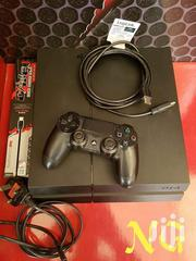 Ps4 1TB For Sale Plus Two Games Spider Man Game, Fifa19 And Joystick | Video Game Consoles for sale in Ashanti, Mampong Municipal