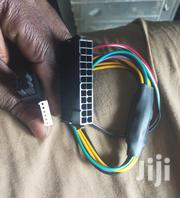 HP ATX Main 24-pin To 6-pin PCI-E PSU Power Adapter Cable 18AW   Computer Hardware for sale in Greater Accra, Agbogbloshie