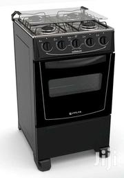 ZARA Gas Cooker 4 Burner Stove Black Oven-5055b | Kitchen Appliances for sale in Greater Accra, Adabraka