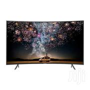 "New Samsung 55"" RU7300 Curved Smart 4K UHD TV (2019) (UA55RU7300) 