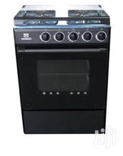 Nasco 4 Burner Gas Cooker With Oven Stainless Steel | Kitchen Appliances for sale in Greater Accra, Accra Metropolitan