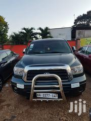 Toyota Tundra 2010 CrewMax 4x4 Limited Black | Cars for sale in Ashanti, Kumasi Metropolitan