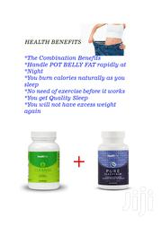 Handle Pot Belly and Stomach Fat Without Exercise | Vitamins & Supplements for sale in Greater Accra, Airport Residential Area