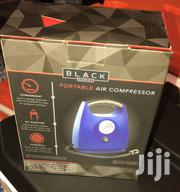 Black Series Portable Air Compressor | Vehicle Parts & Accessories for sale in Greater Accra, Ga East Municipal