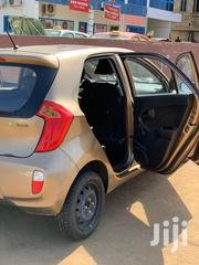 Kia Picanto 2012 1.1 Brown | Cars for sale in Greater Accra, Ga East Municipal