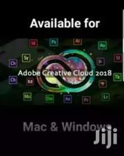 Adobe 2018 Full CC Software For Mac/Win | Software for sale in Greater Accra, Akweteyman