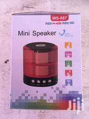 Mini Bluetooth Speaker | Audio & Music Equipment for sale in Greater Accra, Mataheko