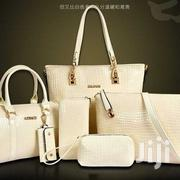 6PCS Set Ladies Handbag for Sale   Bags for sale in Greater Accra, Ga West Municipal
