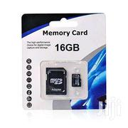 16GB Memory Card SD Adapter | Computer Accessories  for sale in Greater Accra, Akweteyman