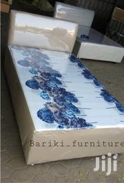 One and Half Leather Bed | Furniture for sale in Greater Accra, Accra Metropolitan