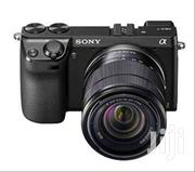 SONY ALPHA NEX-7 24M 18-55MM LENS | Cameras, Video Cameras & Accessories for sale in Greater Accra, Darkuman
