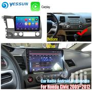 Honda Civic Andriod Radio Touch Multimedia Player | Vehicle Parts & Accessories for sale in Greater Accra, Abossey Okai