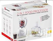 Sq Professional UK 2in1 Food Processor | Kitchen Appliances for sale in Greater Accra, Achimota
