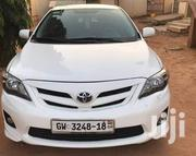Toyota Corolla 2018 L (1.8L 4cyl 2A) White   Cars for sale in Brong Ahafo, Kintampo South