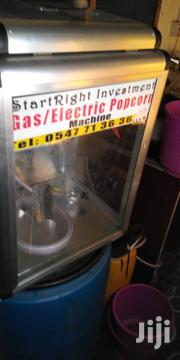 Am Selling My Brand New Popcorn Machine(Gas) | Restaurant & Catering Equipment for sale in Greater Accra, Kwashieman