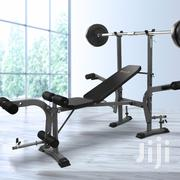 Weight Bench Press Multi-station Fitness Weights Equipment Incline | Fitness & Personal Training Services for sale in Greater Accra, Adenta Municipal