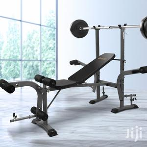 Weight Bench Press Multi-station Fitness Weights Equipment Incline