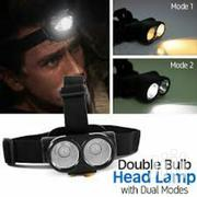 Double Bulb Head Lamp | Home Accessories for sale in Greater Accra, Abelemkpe