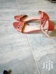 Red Short Heel | Shoes for sale in Greater Accra, Kokomlemle