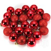 Christmas 12PCS Tree Ball Bauble Hanging Home Ornaments | Home Accessories for sale in Greater Accra, Accra Metropolitan