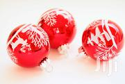 Christmas 6PCS Balls Hanging Home Party Ornaments- Red | Home Accessories for sale in Greater Accra, Accra Metropolitan