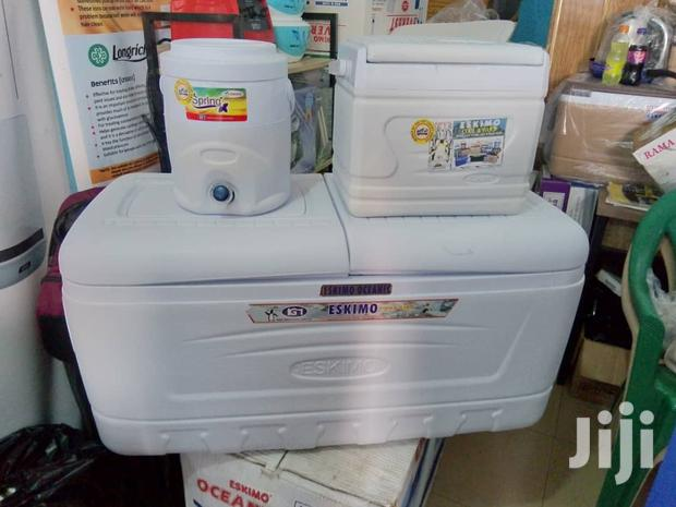 Archive: Big 125L Ice Chest Cooler