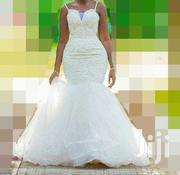 Beautiful Strapped Mermaid Gown | Wedding Wear for sale in Greater Accra, Korle Gonno