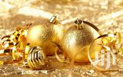 Christmas Tree Decorations 12 Baubles for Celebrations - Gold | Home Accessories for sale in Greater Accra, Accra Metropolitan