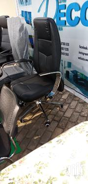 Promotion Of Leather Office Chair | Furniture for sale in Greater Accra, North Kaneshie