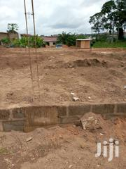 Full Plot of Land With Foundation at Pokuase | Land & Plots For Sale for sale in Greater Accra, Ga West Municipal