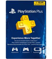 Playstation Plus Card | Video Games for sale in Greater Accra, East Legon
