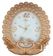 Peacock Wallclock | Home Accessories for sale in Ashanti, Kumasi Metropolitan